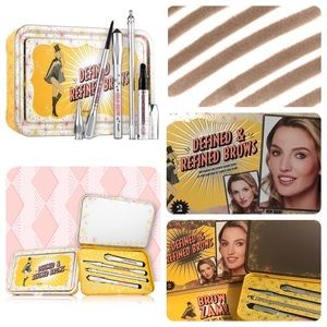 Benefit Defined and Refined Brows Kit - Medium, BN